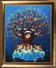 Набор для вышивки бисером Дерево времен