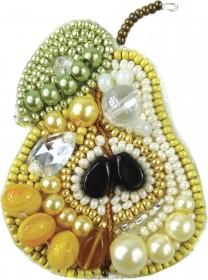 Набор для изготовления броши Груша Cristal Art БП-205 - 145.00грн.