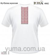 Мужская футболка для вышивки бисером ФМ-2