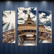 Набор для выкладки алмазной мозаикой У подножия башни