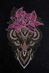 Набор для вышивки крестом Пион Абрис Арт АН-123 - 196.00грн.