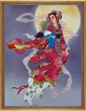 Набор для вышивки бисером Восточная красавица 1 Картины бисером Р-219