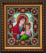 Набор для вышивки бисером Икона Неустанная Помощь