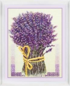 Набор для вышивки нитками Букет Лаванды OLANTA VN-049 - 270.00грн.