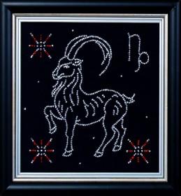 Набор для вышивки бисером Козерог Магия канвы БГ-001 МК - 102.00грн.