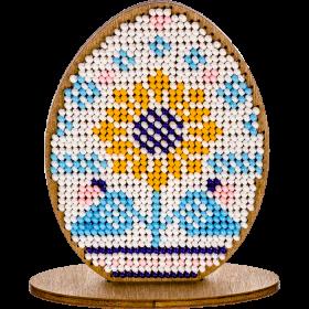 Набор для вышивки бисером по дереву Писанка Волшебная страна FLK-254 - 115.00грн.