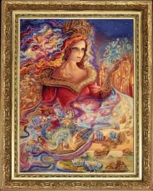 Набор для вышивки бисером Магия (по картине Дж. Уолл) Баттерфляй (Butterfly) 819Б - 264.00грн.