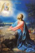 Набор для выкладки алмазной мозаикой Икона Моление о чаше