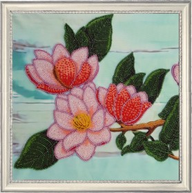Набор для вышивки бисером Ветвь магнолии 1 Баттерфляй (Butterfly) 163Б - 328.00грн.