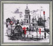 Набор вышивки бисером Софиевская площадь