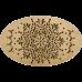 Органайзер для бисера многоярусный с деревянной крышкой FLZB-082 Волшебная страна FLZB-082