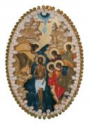 Набор для изготовления подвески Крещение