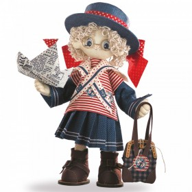 Набор для шитья куклы Бэкки