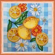 Набор для вышивки бисером Летние лимоны