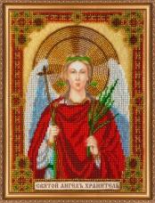 Набор для вышивки бисером Святой Ангел Хранитель Абрис Арт АВ-302