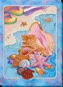 Набор для вышивки бисером на холсте Лазурный берег