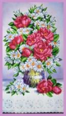 Набор для вышивки бисером Букет  Картины бисером Р-289