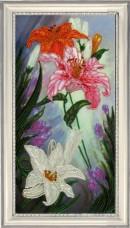 Набор для вышивки бисером Вальс цветов 2 Баттерфляй (Butterfly) 298Б
