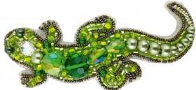 Набор для изготовления броши Ящерица Cristal Art БП-227 - 152.00грн.