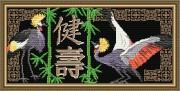 Набор для выкладки алмазной мозаикой Феншуй. Здоровье и долголетие