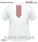 Мужская футболка для вышивки бисером ФМ-8