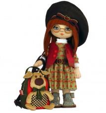 Набор для шитья куклы Девочка Элли Zoosapiens К1091Z