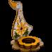 Набор для вышивки бисером по дереву Гусь Волшебная страна FLK-268