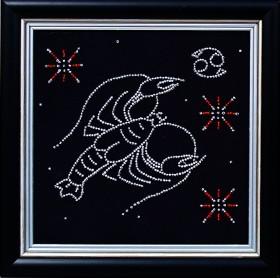Набор для вышивки бисером Рак Магия канвы БГ-007 МК - 102.00грн.