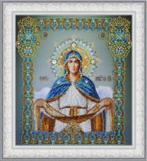 Набор для вышивки бисером Покров Пресвятой Богородицы Картины бисером Р-403