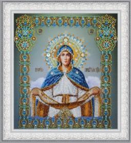 Набор для вышивки бисером Покров Пресвятой Богородицы Картины бисером Р-403 - 672.00грн.