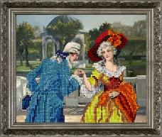 Набор для вышивки ювелирным бисером Чудесное мгновение Краса и творчiсть 41015