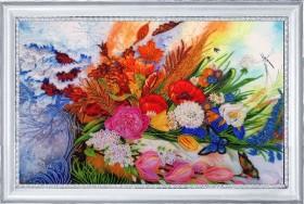 Набор для вышивки бисером Времена года Баттерфляй (Butterfly) 167Б - 540.00грн.