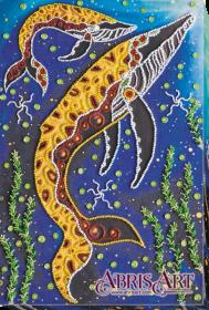 Набор для вышивания бисером Дети океана