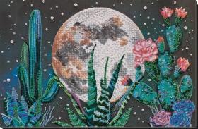 Набор для вышивки бисером Ночь в пустыне
