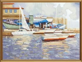 Набор для вышивки крестом Яркие впечатления, , 134.00грн., СВ4078, Новая Слобода (Нова слобода), Морская тематика