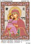 Схема вышивки бисером на атласе Б.М. Владимирская