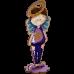 Набор для вышивки бисером по дереву Ангел Мальчик Волшебная страна FLK-250