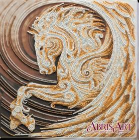 Набор для вышивки бисером на холсте Пегас Абрис Арт AB-657 - 452.00грн.