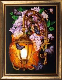 Набор для вышивки бисером Сиреневый фонарь Баттерфляй (Butterfly) 128Б - 351.00грн.