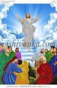 Схема для вышивки бисером на атласе Вознесіння Господнє