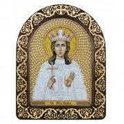 Набор для вышивки икон в рамке-киоте Св. Вмц. Ирина Македонская
