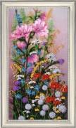 Набор для вышивки бисером Полевые цветы