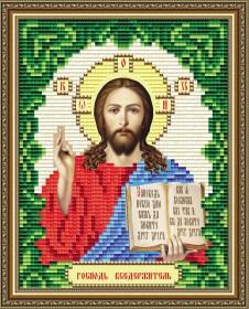 Набор для выкладки алмазной техникой Господь Вседержитель, , 155.00грн., АТ6002, Art Solo, Алмазная мозаика
