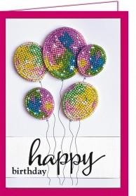 Набор - открытка 3D для вышивки бисером  Исполнения желаний Абрис Арт АОО-002 - 150.00грн.