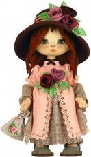 Набор для шитья куклы Девочка Англия Zoosapiens К1080Z