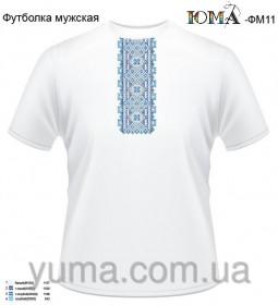 Мужская футболка для вышивки бисером ФМ-11 РАЗМЕР XL
