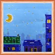 Набор для вышивки бисером Ночной город