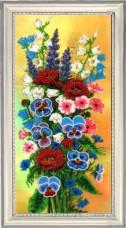Набор для вышивки бисером Полевой букет Баттерфляй (Butterfly) 263Б