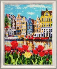 Набор для вышивки бисером Амстердам Баттерфляй (Butterfly) 384Б - 665.00грн.