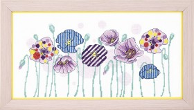 Набор для вышивания крестом Иллюзия цвета Cristal Art ВТ-219 - 193.00грн.